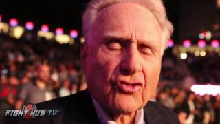 Download Larry Merchant ″It was a classic hometown decision, Kovalev won the fight!″ Video