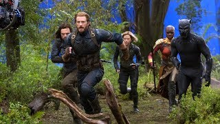 Download Avengers Infinity War BLU-RAY INTRO Video
