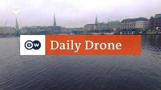 Download #DailyDrone: Binnenalster Video