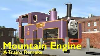 Download Mountain Engine: A Trainz Remake Video