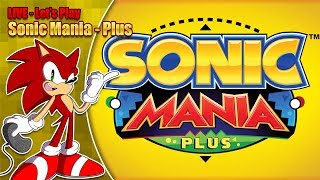 Download Sonic Mania Plus LIVE Stream (Saturday 21st July 2018 8pm BST) Video
