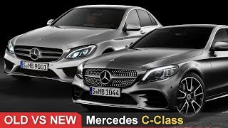 Download Old Vs New Mercedes C Class ► See The Differences Video