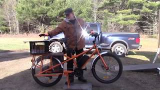 Download Make your RAD Power Bike 100% Green and extend your range from 30-150 miles Video