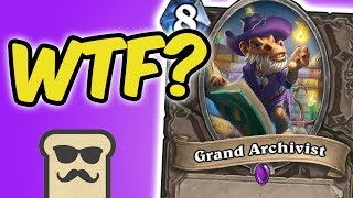 Download KELESETH DRAGON PRIEST IS AMAZING! (w/ GRAND ARCHIVIST) | KOBOLDS AND CATACOMBS | HEARTHSTONE Video
