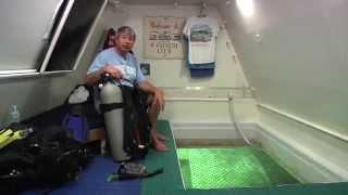 Download Tour of the underwater habitat Video