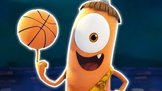 Download Funny Animated Cartoon | Spookiz | Basketball Tickles | 스푸키즈 | Kids Cartoon | Videos for Kids Video