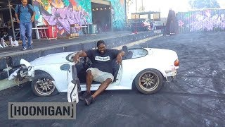 Download [HOONIGAN] DT 116: Hert Crashes the $200 Miata...Then Does Donuts Video
