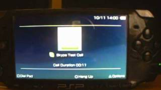 Download Skype w PSP 5.01 in Poland Video