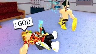Download WINNING MURDER MYSTERY with ADMIN COMMANDS!! (Roblox) Video