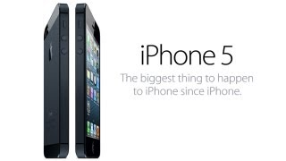 Download Official iPhone 5 Trailer Video