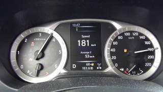 Download Nissan Navara Tekna 2.3 dCi 190KM 7AT - acceleration 0-190 km/h Video