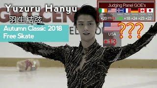 Download Yuzuru Hanyu 羽生結弦 - 2018 Autumn Classic (Free Skate) Video