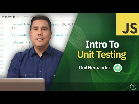 Intro To JavaScript Unit Testing & BDD (2 Hour+ Course)