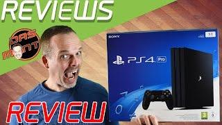 Download Playstation 4 Pro Review/Test + Vergleich mit PS4 Base - Unterschied - Das Monty - PS4Pro Video