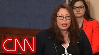 Download Duckworth to Trump: I won't be lectured by draft dodger Video