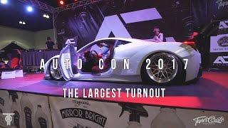 Download THE LARGEST TURNOUT AUTOCON LA FT. TJ HUNT Video