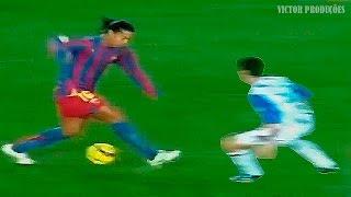 Download Ronaldinho Gaúcho ● Tempos Mágicos ● Dribles & Truques ● HD Video