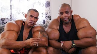 Download 'Hulk' Brothers Risk Death By Injecting Muscle-Building Chemicals | HOOKED ON THE LOOK Video