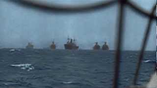 Download WW II Battle of the Philippine Sea in Color Video