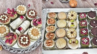 Download حلويات تونسية للعيد واسرار بنتها و فن زينتها و نجاحها 🇹🇳❤ Video