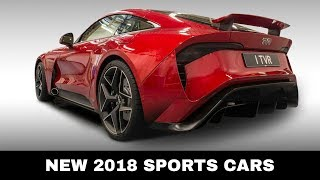 Download 10 All-New Sports Cars to Go on Sale in 2018-2019 Video