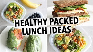 Download EASY HEALTHY LUNCH IDEAS - FOR SCHOOL OR WORK! Video