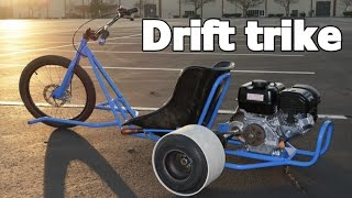 Download MOTORIZED DRIFT TRIKE HOME BUILD PROJECT. Video