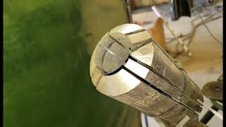 Download 6G 2 Inch Heavy Wall Pipe Test. How to cut and prep for bend test. ″THE EASY WAY″ Video