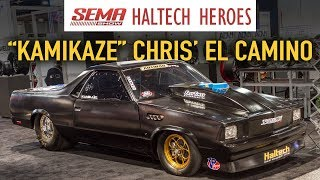 Download SEMA Special: Street Outlaws' Kamikaze and his El Camino Video