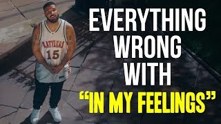 Download Everything Wrong With Drake - ″In My Feelings″ Video