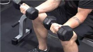 Download Personal Fitness Tips : How to Build Big Wrists by Using Dumbbells Video