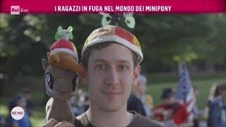 Download I ragazzi in fuga nel mondo dei Minipony - Nemo - Nessuno escluso 08/12/2017 Video
