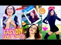 Download Fast & Affordable DIY Halloween Costumes! Cute, Funny, Scary + Easy | MyLifeAsEva Video