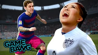 Download FIFA 16 IN REAL LIFE! (Game Bang) Video
