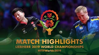 Download Ma Long vs Mattias Falck   2019 World Championships Highlights (Final) Video