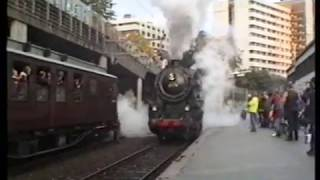 Download NSB Type 63 Stortysker (BR52) 1997 Video