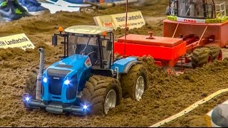 Download RC tractor and truck pulling! John Deere, Case, Claas & Co in ACTION! Video