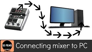 Download How to connect a mixer to OBS for streaming! Video