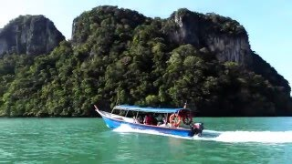 Download LANGKAWI MALAYSIA - ISLANDS HOPPING TOUR Video