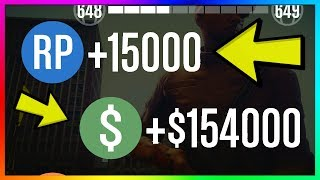 Download How To Make $154,000 & 15,000 RP PER GAME in GTA 5 Online | NEW Best Unlimited Money Guide/Method Video