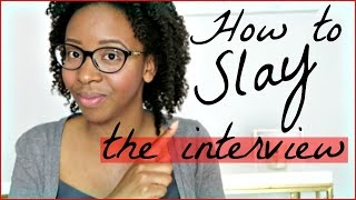 Download 12 🔥 TIPS FOR YOUR INTERNSHIP, JOB, & UNI INTERVIEWS! Video