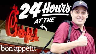 Download Working 24 Hours Straight at Chick-fil-A | Bon Appetit Video