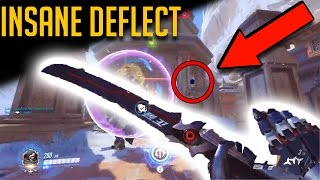 Download GENJI DEFLECTS ZARYA ULT! PROCEEDS TO KILL ENTIRE ENEMY TEAM! - OVERWATCH FUNNY MOMENTS! Video
