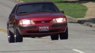Download 1990 Ford Mustang 5.0 LX Hatchback Video