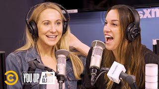 Download Comparing Notes After Hooking Up with the Same Guy (feat. Hannah Berner) - You Up w/ Nikki Glaser Video