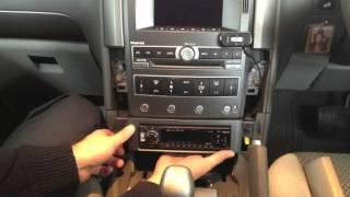 Download Ford Territory Kit facia installation kit AERPRO Video