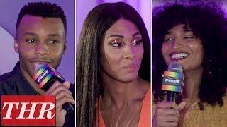 Download Televised Revolution: The Being of Pose | Full Billboard & THR Pride Summit Panel Video