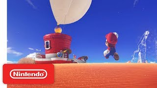 Download Super Mario Odyssey Trailer - Nintendo Switch Video