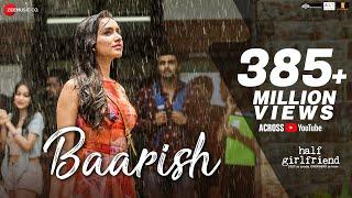 Download Baarish | Half Girlfriend | Arjun K & Shraddha K | Ash King & Shashaa Tirupati | Tanishk Bagchi Video
