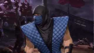 Download Mortal Kombat 9. Классические костюмы & уровневые фаталити Video